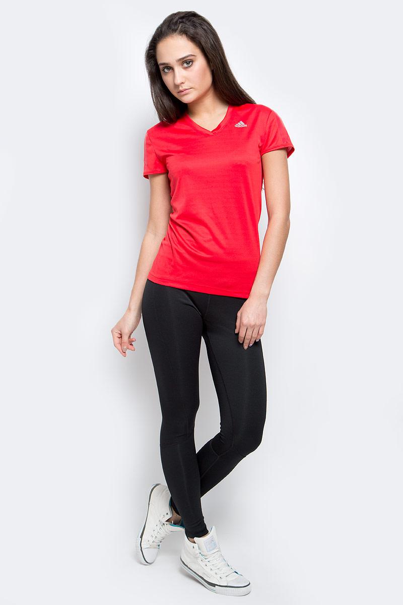 Леггинсы для фитнеса женские adidas Tf long tgt, цвет: черный. AI2963. Размер L (48/50)AI2963Компрессионные леггинсы для поддержки мышц и улучшения выносливости во время тренировок. В этих компрессионных леггинсах вы узнаете, на что вы способны на самом деле. Модель с компрессионной технологией techfit обеспечит необходимую поддержку мышц, которая положительно скажется на вашей выносливости. Функциональная ткань отводит излишки влаги для дополнительного комфорта.
