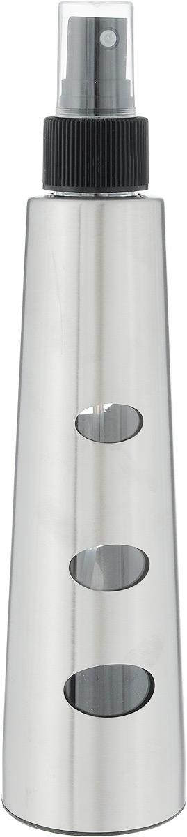 Распылитель уксуса Kesper1390-3Распылитель для уксуса Kesper изготовлен из прочного прозрачного пластика и нержавеющей стали.Специальные отверстия в корпусе позволяют видеть количество содержимого. Изделие снабжено специальнымдозатором-разбрызгивателем, благодаря которому можно контролировать количество уксуса.Распылитель легок в использовании. Идеален для приготовления салатов. Он будет отлично смотреться на вашейкухне.