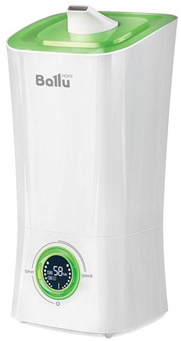 Ballu UHB-205, White Green ультразвуковой увлажнитель воздухаНС-1070072Каждый увлажнитель воздуха Ballu - это стильный прибор с большим количеством функций и возможностей. В увлажнителе UHB-205 инженеры Ballu объединили все самые востребованные функции, которые интересны и важны потребителю. 3 цветовых решения позволяют подобрать увлажнитель под интерьер. Индикаторы влажности и температуры на LCD-дисплее позволяют установить в комнате правильный климат. Для очистки воды от излишков солей в комплекте идет фильтр-картридж. Индикация дисплея может отключаться, чтобы ничто не мешало спокойному сну. Увлажнитель UHB-205 возьмет на себя все заботы по созданию в доме комфортных условий для жизни.