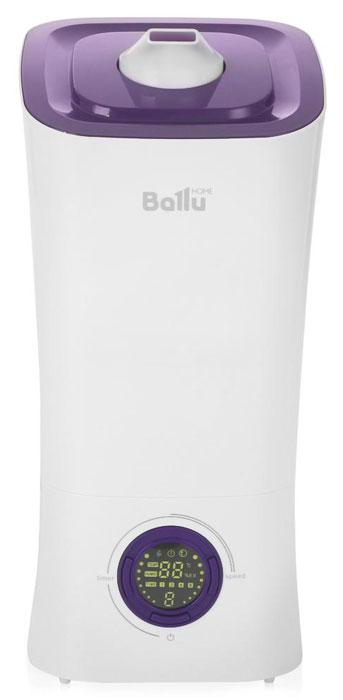 Ballu UHB-205, White Purple ультразвуковой увлажнитель воздухаНС-1070071Каждый увлажнитель воздуха Ballu - это стильный прибор с большим количеством функций и возможностей. В увлажнителе UHB-205 инженеры Ballu объединили все самые востребованные функции, которые интересны и важны потребителю. 3 цветовых решения позволяют подобрать увлажнитель под интерьер. Индикаторы влажности и температуры на LCD-дисплее позволяют установить в комнате правильный климат. Для очистки воды от излишков солей в комплекте идет фильтр-картридж. Индикация дисплея может отключаться, чтобы ничто не мешало спокойному сну. Увлажнитель UHB-205 возьмет на себя все заботы по созданию в доме комфортных условий для жизни.