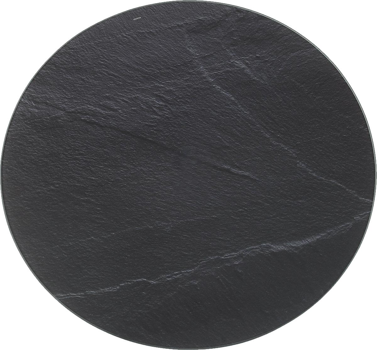 Поднос сервировочный Kesper, вращающийся, диаметр 35,5 см. 3445-03445-0Поднос сервировочный Kesper изготовлен из прочного высококачественного стекла. Идеально подходит для красивой сервировки любых продуктов, закусок, нарезок, суши, хлеба, сыров и многого другого. Основание снабжено противоскользящими ножками для устойчивости. Благодаря тому, что поднос вращается, любой продукт на нем становится максимально доступным. Удобный и функциональный поднос станет отличным приобретением для вашей кухни. Он порадует вас качеством, стильным дизайном и практичностью. Можно мыть в посудомоечной машине. Диаметр подноса: 35,5 см. Диаметр основания: 19 см.