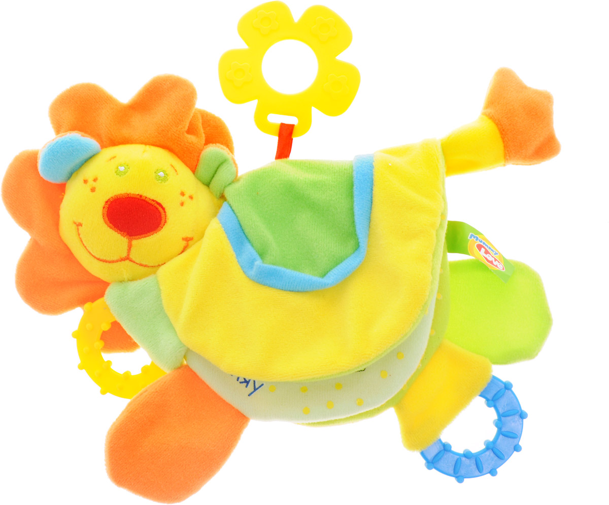 Mommy Love Развивающая игрушка Лев Роро, Dream Makers