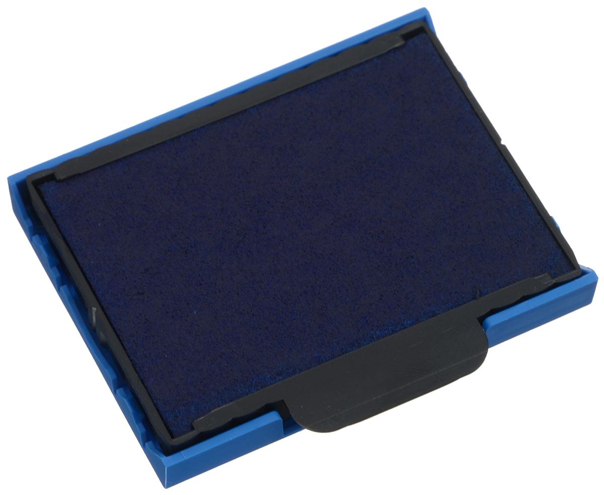 Trodat Сменная штемпельная подушка цвет синий 6/566/56сОригинальная сменная штемпельная подушка Trodat гарантирует высокое качество от первого до последнего оттиска.Четкие оттиски. Ресурс подушки - 10000 оттисков. Рекомендована замена подушки, а не дозаправка краской. Цвет - синий. Подходит к 5204, 5206, 5460, 5558, 55510, 5117, 5465.