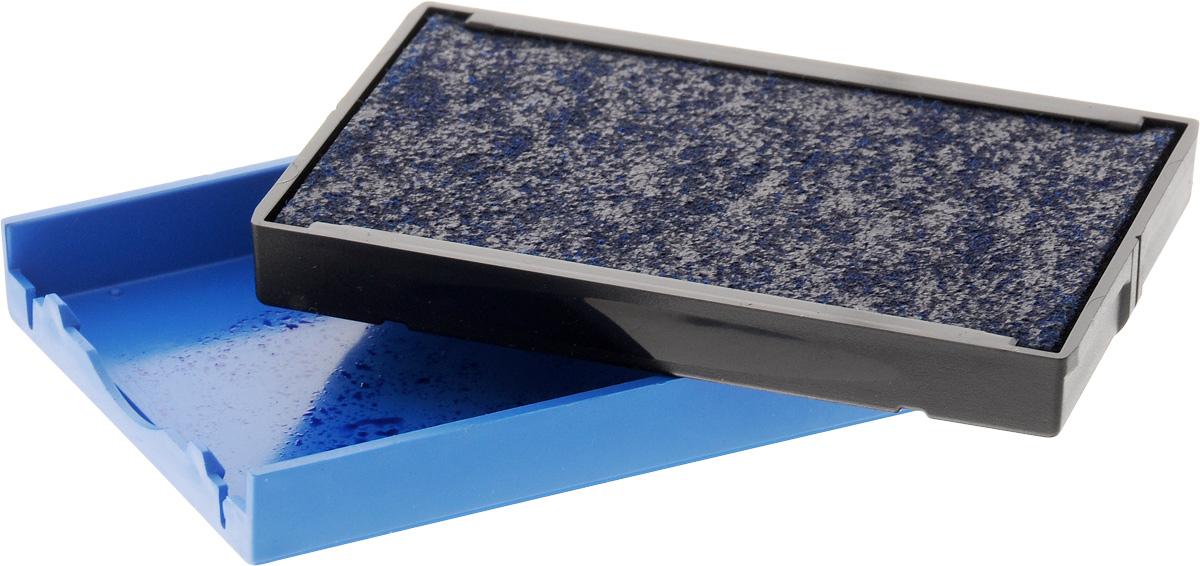 Trodat Сменная штемпельная подушка цвет синий 6/49266/4926СОригинальная сменная штемпельная подушка Trodat гарантирует высокое качество от первого до последнего оттиска.Четкие оттиски. Ресурс подушки - 10000 оттисков. Рекомендована замена подушки, а не дозаправка краской. Цвет - синий.
