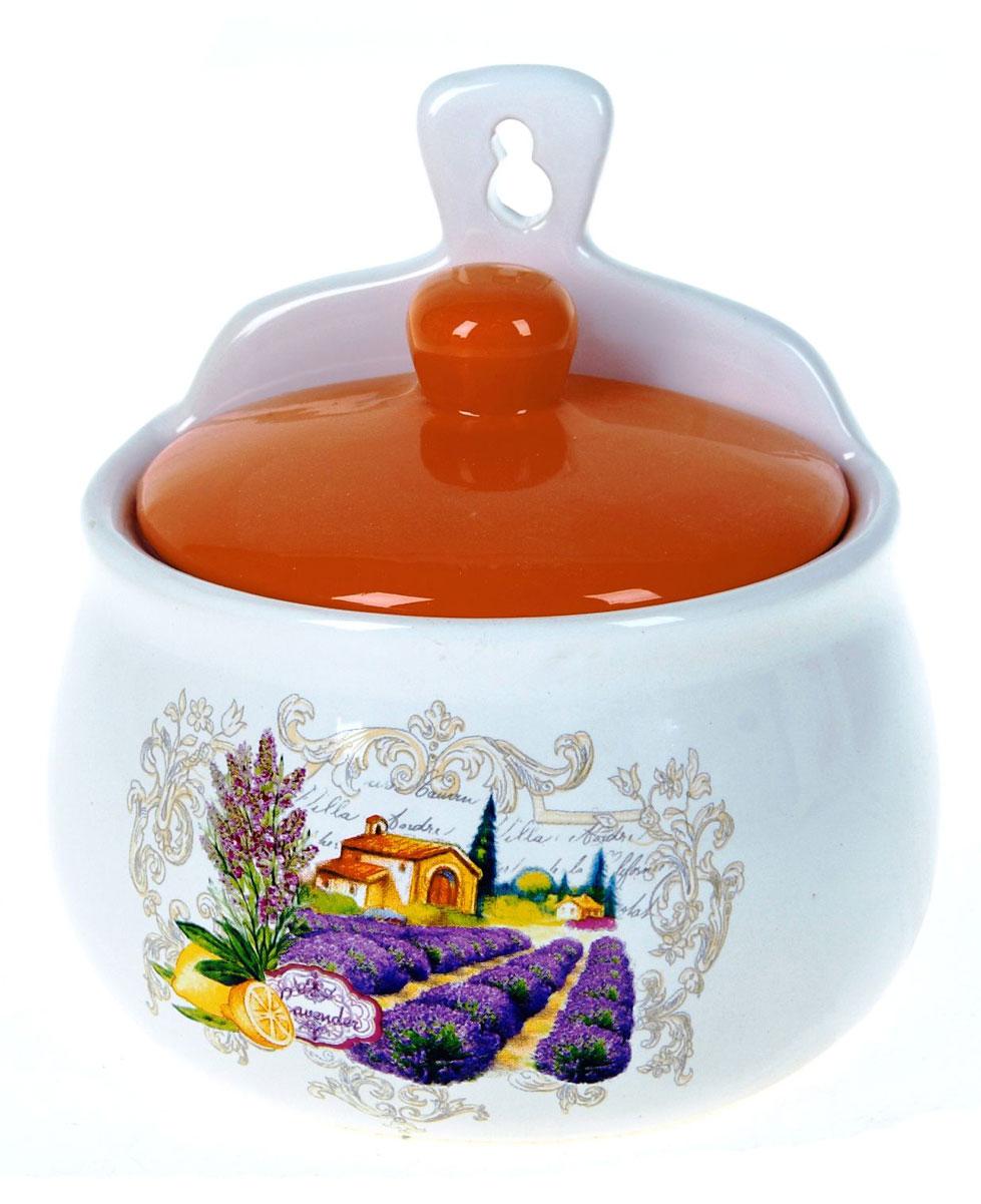 Солонка Polystar Прованс, 500 млL2430714Оригинальная солонка Прованс изготовлена из высококачественной керамики. Изделие имеет отверстие для подвешивания. Солонка Polystar Прованс украсит любую кухню и подчеркнет прекрасный вкус хозяина.Объем: 500 мл.