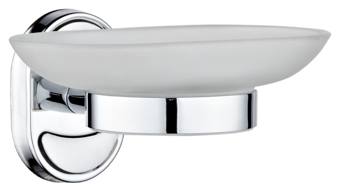 """Мыльница """"РМС"""" изготовлена из высококачественного  металла, устойчивого к высокой влажности. Она является  не только функциональным элементом, но и прекрасно  украсит интерьер бани или сауны."""