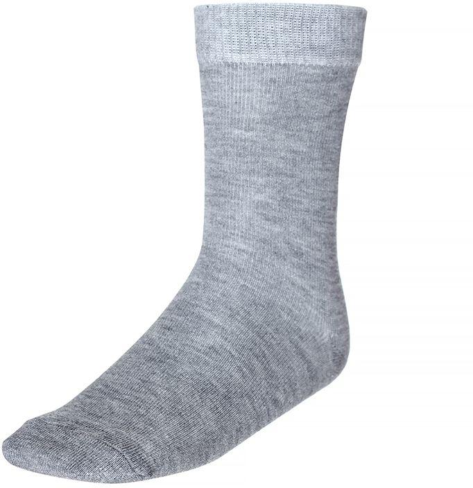 Носки детские Baykar, цвет: светло-серый, 3 пары. 329711-82. Размер 24,5/26, 13 лет329711-82Удобные детские носки Baykar, изготовленные из высококачественного комбинированного материала, очень мягкие и приятные на ощупь, позволяют коже дышать.Эластичная резинка плотно облегает ногу, не сдавливая ее, обеспечивая комфорт и удобство. В комплект входят 3 пары носков.