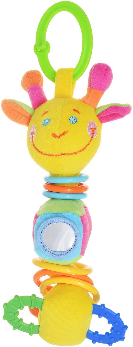 Mommy Love Мягкая игрушка-подвеска Жираф Дуду прорезыватели mommy love цветок