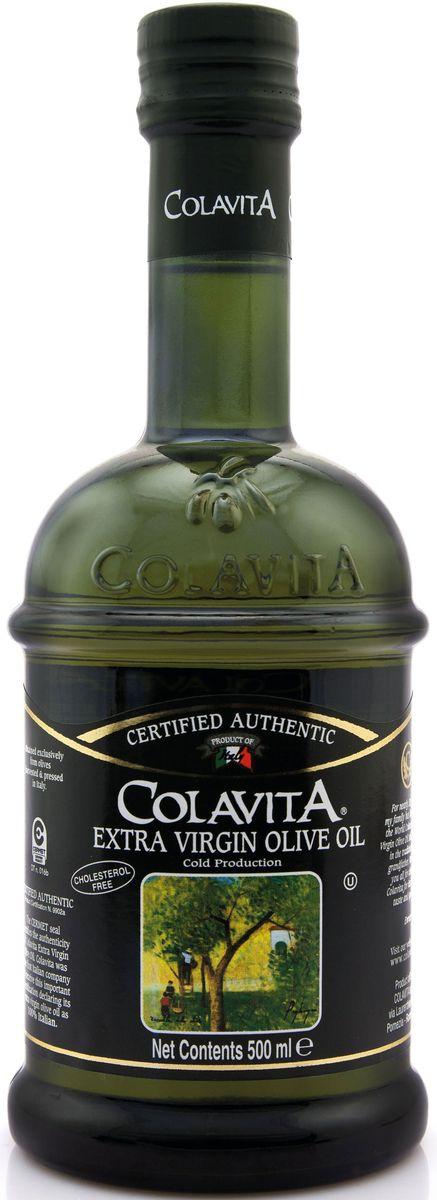 Colavita масло оливковое Extra Virgin, 500 мл minerva extra virgin оливковое масло 500 мл
