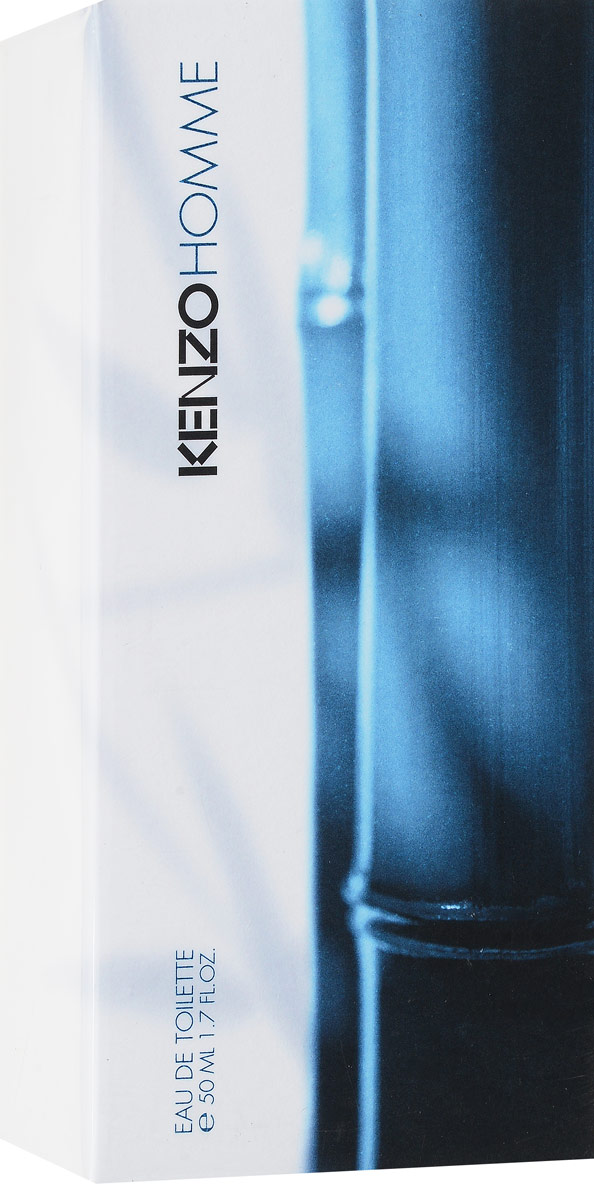 Kenzo Homme Туалетная вода, мужская, 50 мл kenzo туалетная вода kenzo madly 15 ml