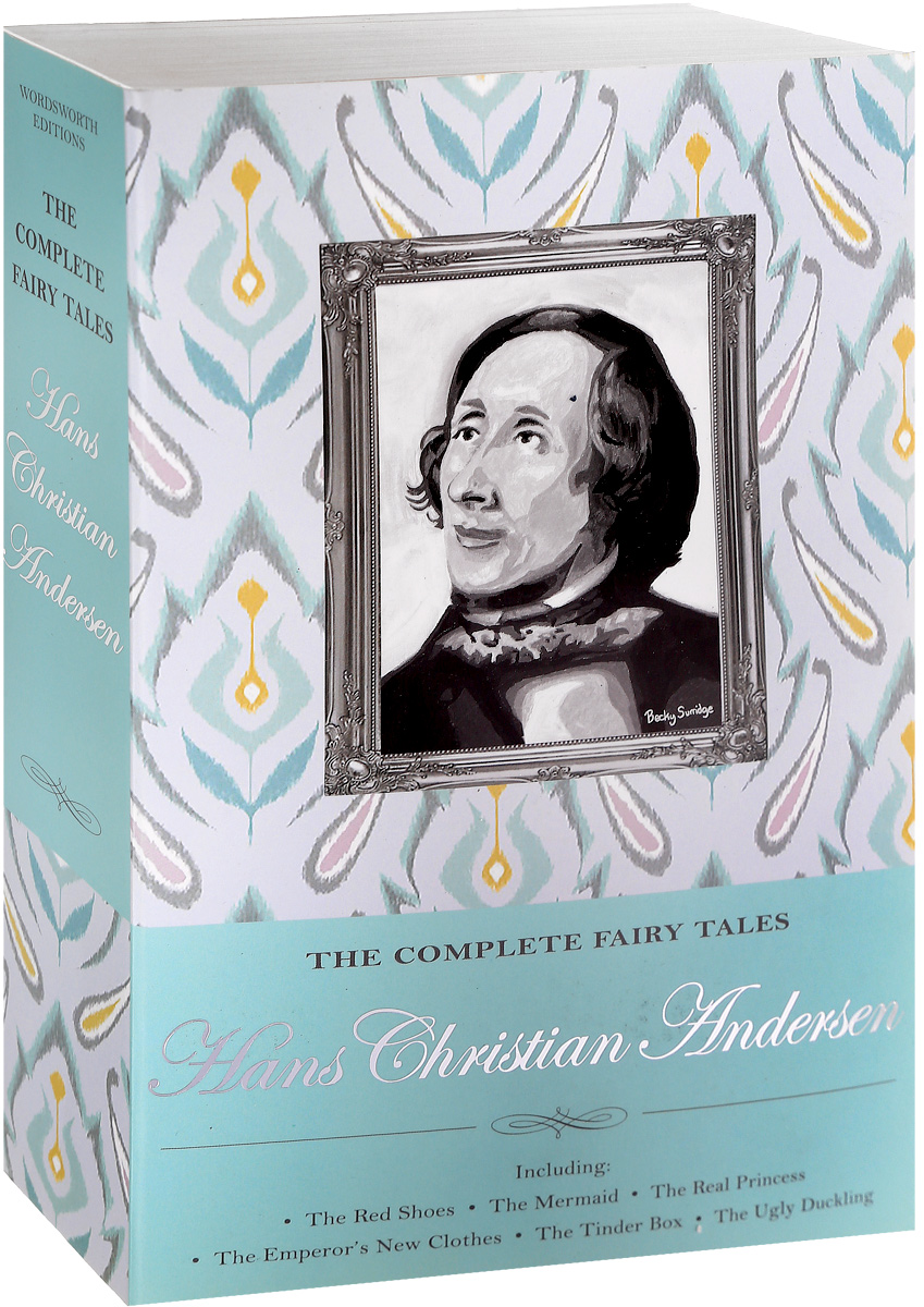 Hans Christian Andersen: The Complete Fairy Tales hedrich hans the laboratory mouse