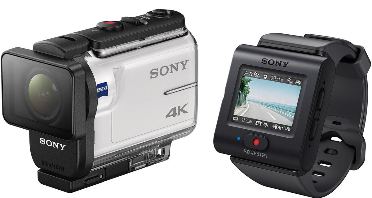 Sony FDR-X3000R 4K, White экшн-камераFDRX3000R.E35С помощью Action Cam FDR-X3000 можно снимать захватывающие 4K-видеоролики от первого лица без эффекта дрожания камеры благодаря усовершенствованной системе стабилизации изображения Balanced Optical SteadyShot.. Action Cam FDR-X3000 сочетает в себе выдающиеся возможности работы с 4K-изображением и систему стабилизации изображения Balanced Optical SteadyShot для устранения эффекта дрожания камеры. Вся оптическая система целиком — от линзы до матрицы — воспринимается системой стабилизации изображения Balanced Optical SteadyShot в качестве единого модуля с плавающими элементами, что позволяет более эффективно подавлять тряску и эффект дрожания камеры. Это значит, что ваши видео будут четкими даже при съемке в движении, например из автомобиля или с велосипеда.Пульт Live-View позволяет управлять всеми параметрами съемки, а теперь с его помощью можно также включать и отключать камеру. Они даже снабжены одинаковым удобным интерфейсом для комфортной командной работы в действии. Как бы вы ни снимали, куда бы ни отправились, ваша камера и пульт дистанционного управления работают слаженно и готовы к приключениям.Компактный пульт дистанционного управления можно использовать не только как аксессуар на запястье. Его можно прикрепить к камере с байонетным адаптером и другими аксессуарами. И вы полностью контролируете процесс через Wi-Fi-соединение, включая и отключая камеру через новый стандарт Bluetooth для экономии заряда аккумулятора.Выбирать и менять функции теперь просто, как никогда, благодаря новому интуитивному интерфейсу. Все пункты меню теперь легко доступны. Наслаждайтесь удобной настройкой камеры и выбирайте параметры, идеально отвечающие вашим потребностям. Камеру можно включать и выключать через смартфон с приложением PlayMemories Mobile.Невероятно быстрый процессор обработки изображения Sony BIONZ X обеспечивает естественность при передаче деталей, реалистичность изображения, точные градации оттенков и снижение уровня