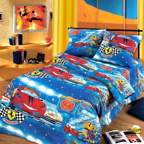 Комплект белья АртПостель Ралли, 1,5 спальный, наволочки 70x70 цена артпостель