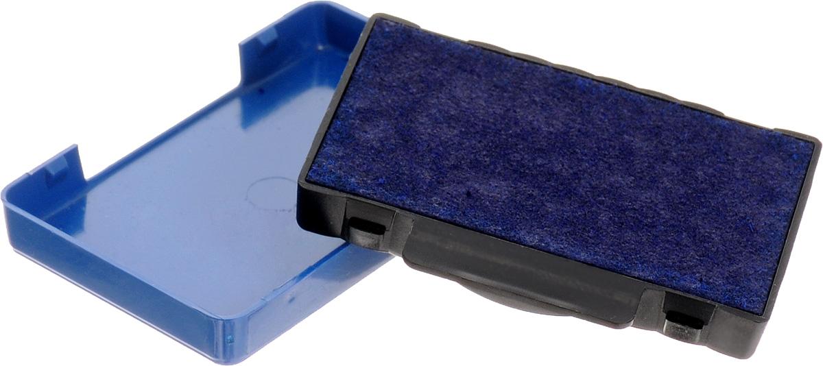 Trodat Сменная штемпельная подушка к арт 5203 5440 5253/2 цвет синий6/53сСменная штемпельная подушка Trodat высокого качества имеет специальную краску, обеспечивающую четкий оттиск.Сменная штемпельная подушка подходит к артикулам 5203, 5440, 5253/2.Цвет - синий.Не требует специальных условий хранения и использования. Срок годности не ограничен.