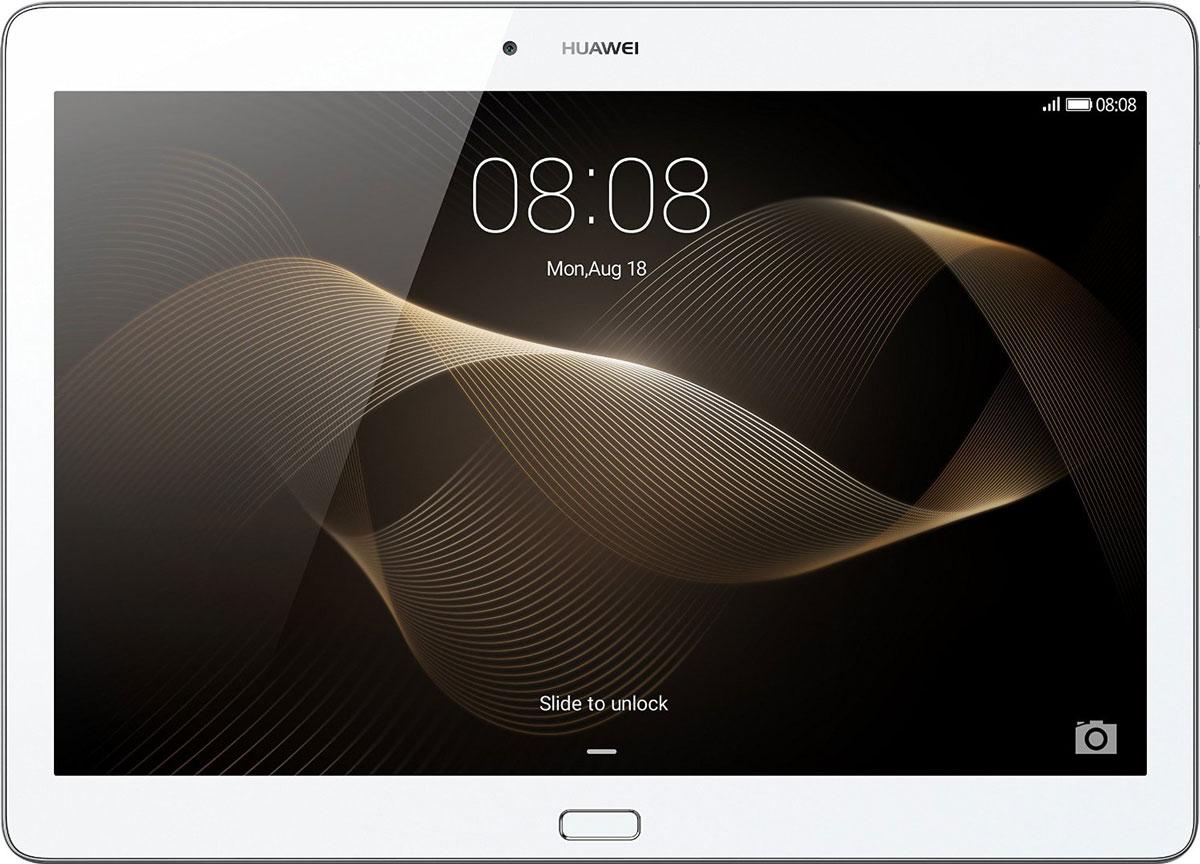 Huawei MediaPad M2 10.0 LTE (16GB), Silver - Планшеты