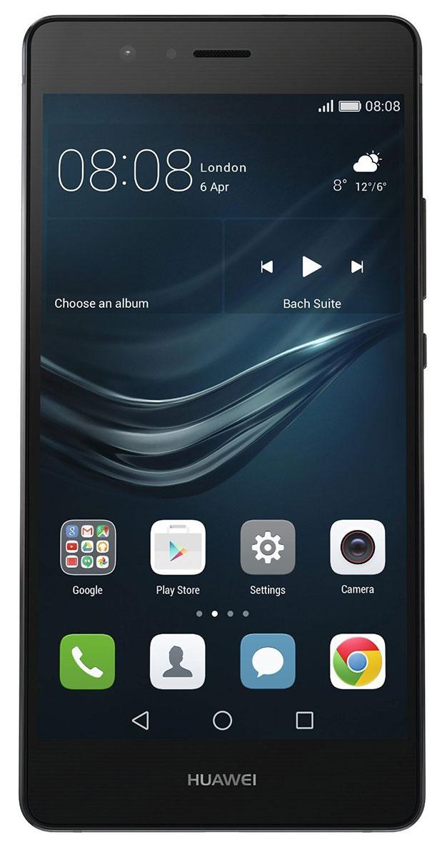 Huawei P9 Lite (VNS-L21), Black51090WAGВоплощение новых технологий в смартфоне Huawei P9 Lite, преемнике P8 Lite: лучшие в своем классе решения и самые современные технологии в компактном, стильном корпусе.Легкий смартфон P9 Lite оснащен эргономичными кнопками, а гармоничная металлическая окантовка корпуса делает внешний вид устройства элегантным.Экран смартфона занимает 76.4% передней панели, а тонкий корпус 7,5 мм Huawei P9 Lite притягивает взгляды. Full HD экран 5.2 дюйма позволит увидеть больше, будь то фотографии или видео.Камера Huawei P9 Lite сохранит яркие моменты и передаст все краски жизни. 13 Мпикс сенсор Sony IMX214 с диафрагмой f/2.0 снимает качественные фотографии и видео. Создавайте настоящие фотопроизведения с профессиональным режимом съёмки Huawei P9 Lite. Вы можете вручную настроить баланс белого, ISO и экспозицию в процессе съёмки.Надежная защита с быстрым доступом для владельца: Huawei P9 lite имеет новый сканер отпечатка пальца совмещённый с технологией ARM TrustZone, увеличивающей скорость и точность разблокировки смартфона одним касанием.Смартфон Huawei P9 lite оснащен процессором HiSilicon Hi6402, аудиочипом DSP, поддерживает технологию быстрой зарядки 9 В, а два динамика обеспечивают высочайшее качество объемного звучания аудио.Производительность и энергосбережение: аккумулятор 3000 мАч и технология оптимизации SmartPower 4.0 увеличивают время работы смартфона.Новые технологии для высокой производительности. Процессор HiSilicon Kirin 650 увеличивает производительность и скорость работы смартфона Huawei P9 Lite, не расходуя дополнительно энергию.Смартфон сертифицирован EAC и имеет русифицированный интерфейс меню, а также Руководство пользователя.