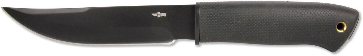 Нож туристический Ножемир, нержавеющая сталь, с ножнами, общая длина 25,7 см. H-224H-224Тактический нож Ножемир - это настоящий подарок для опытных туристов, охотников и рыбаков. Он гораздо надежнее и долговечнее складного, а также имеет оптимальную толщину клинка. При длине лезвия 14,1 см он станет незаменим при разделке крупной дичи, работе в условиях дикой природы и в непредсказуемых ситуациях.Рукоятка ножа имеет стальную основу и верх, выполненный из эластрона. В комплект входят ножны, изготовленные из текстиля.Общая длина ножа: 25,7 см.Твердость стали: 55-56 HRC.