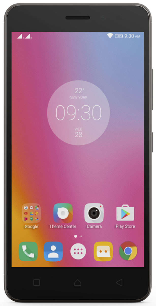 Lenovo K6 Power (K33A42), Grey - Смартфоны