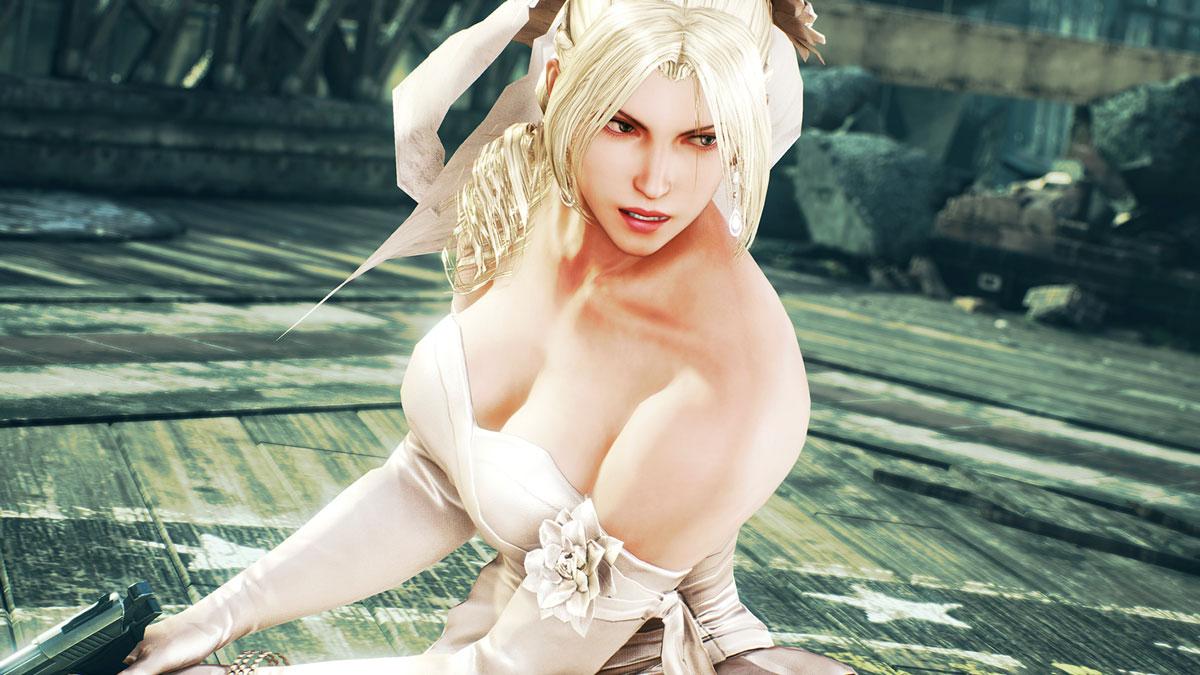 Tekken 7. Издание без игрового диска Bandai Namco Studios