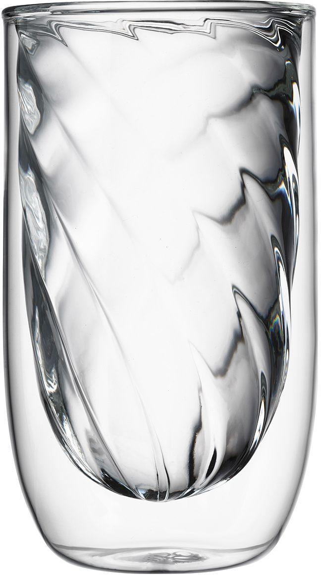 Набор стаканов QDO Elements Fire, 350 мл, 2 шт567300Набор Elements - это оригинальные стаканы с двойными стенками и оригинальным дизайном, изображающим главные элементы природы. Выполнен из боросиликатного стекла, устойчивого к перепадам температур. Каждый стакан состоит из двух форм: классическая внешняя позволит держать емкость с горячим содержимым в руке без риска обжечься, а модифицированная внутренняя придаст вашим напиткам необычный вид. Стаканы станут идеальным украшением барной стойки, вечеринки или просто домашней коллекции. Объем - 350 мл. Можно мыть в посудомоечной машине.