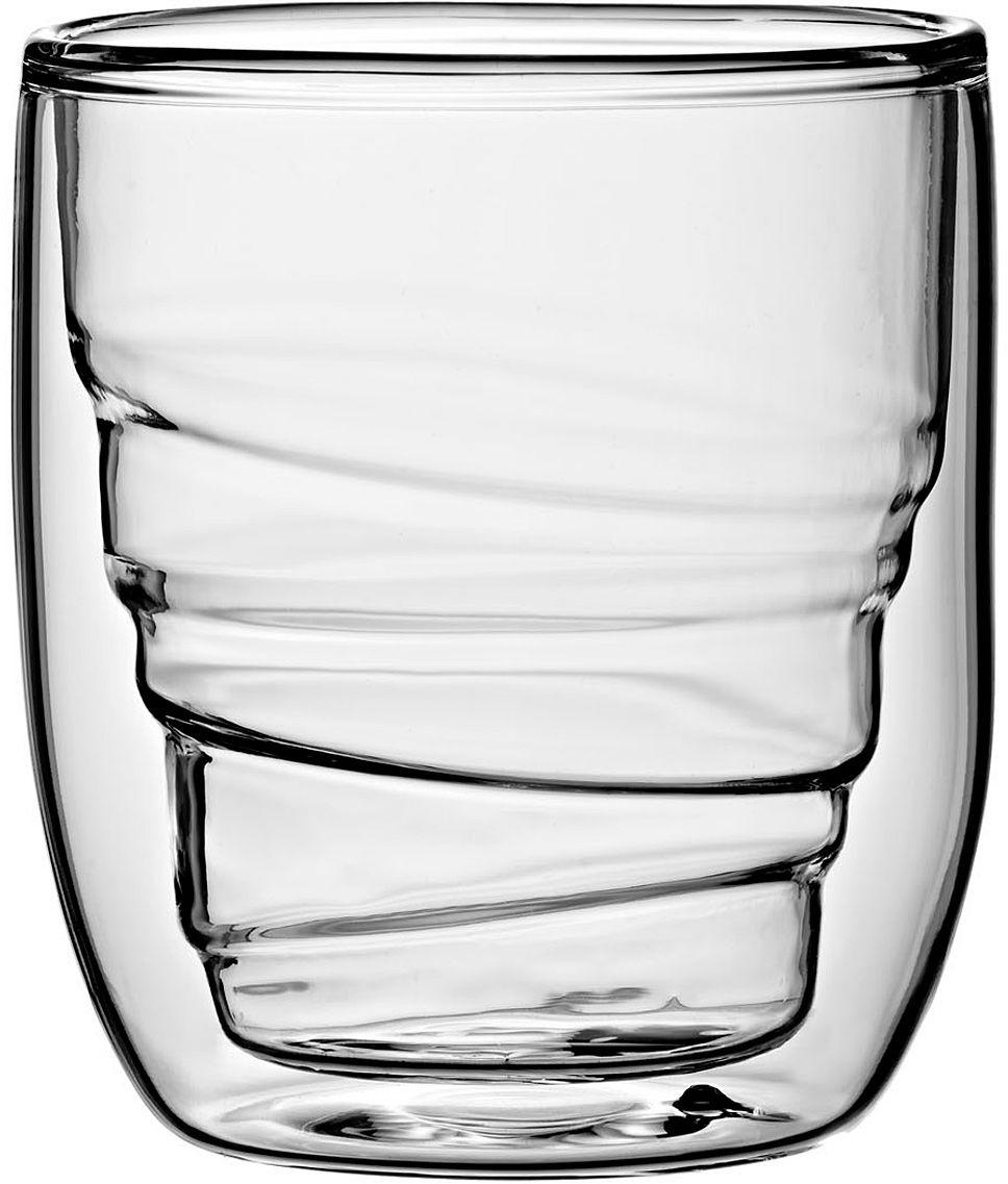 Набор стаканов QDO Elements Wood, 75 мл, 2 шт567492Набор Elements - это оригинальные стаканы с двойными стенками и оригинальным дизайном, изображающим главные элементы природы. Выполнен из боросиликатного стекла, устойчивого к перепадам температур. Каждый стакан состоит из двух форм: классическая внешняя позволит держать емкость с горячим содержимым в руке без риска обжечься, а модифицированная внутренняя придаст вашим напиткам необычный вид. Стаканы станут идеальным украшением барной стойки, вечеринки или просто домашней коллекции.Можно мыть в посудомоечной машине.