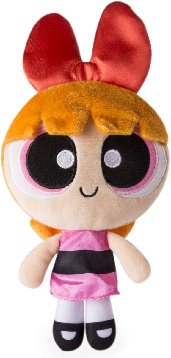все цены на Powerpuff Girls Мягкая игрушка Цветик 20 см в интернете