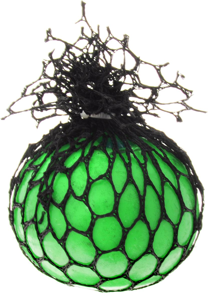Family Fun Стрессбол Жмяка Мини цвет зеленый