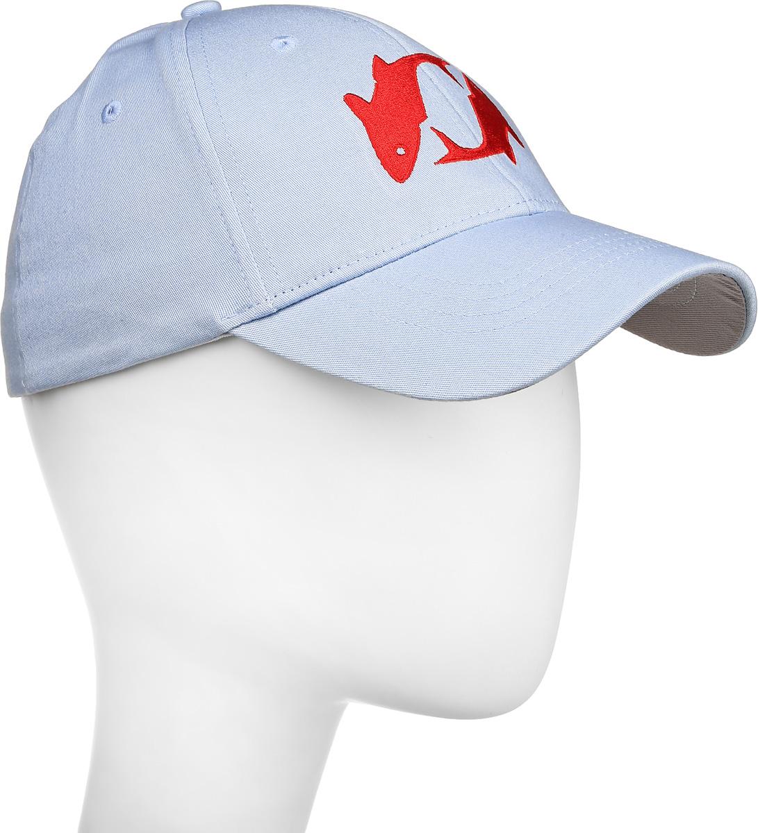 Бейсболка Tsuribito, цвет: синий. 20363. Размер универсальный20363Бейсболка разработана специально для людей, ведущих активный образ жизни. Полиуретановый материал делает бейсболку прочной, а абсорбирующая лента позволяет носить бейсболку с комфортом, подходит для любого размера головы.
