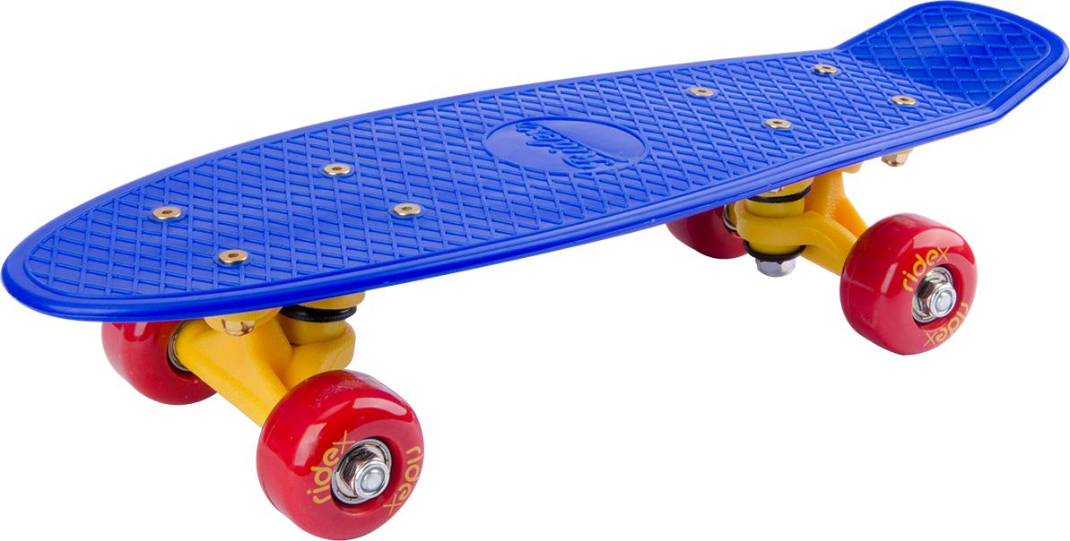 Круизер Ridex  Spider , 17''x5 , ABEC-7 - Скейтборды и пенни борды