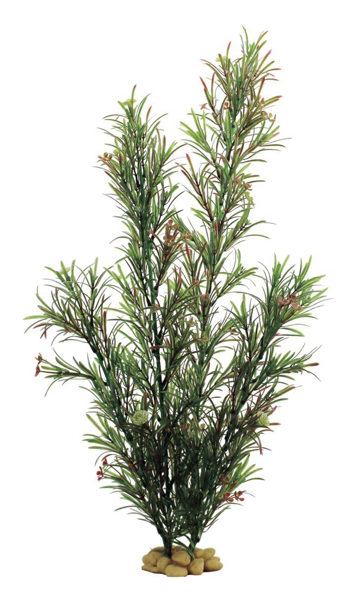 Растение для аквариума ArtUniq Наяда, высота 60 смAccessory 087Растение для аквариума ArtUniq Наяда, высота 60 см