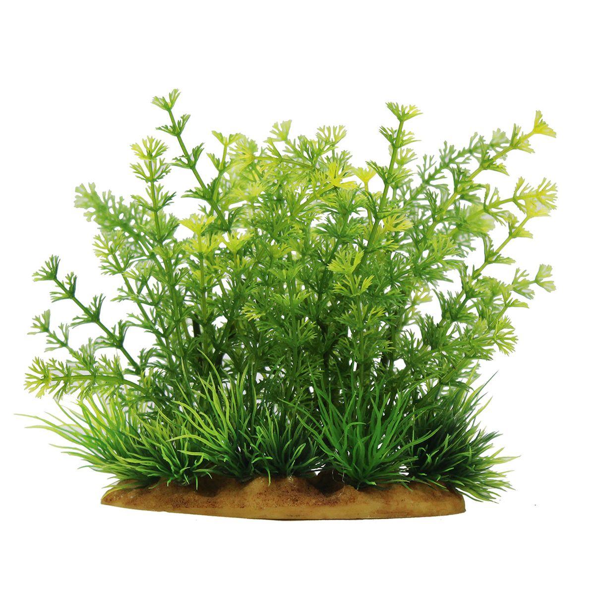 """Фото Растение для аквариума ArtUniq """"Лимнофила сидячецветковая"""", высота 15 см"""