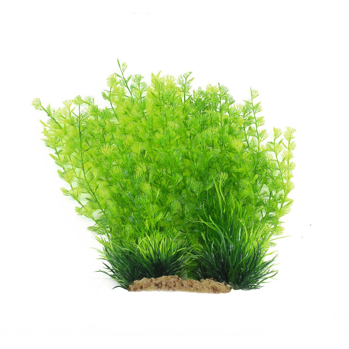 Растение для аквариума ArtUniq Кабомба, высота 25 смART-1160521Композиция из искусственных растений ArtUniq превосходно украсит и оживит аквариум.Растения - это важная часть любой композиции, они помогут вдохнуть жизнь в ландшафт любого аквариума или террариума. А их сходствос природными порадует даже самых взыскательных ценителей.
