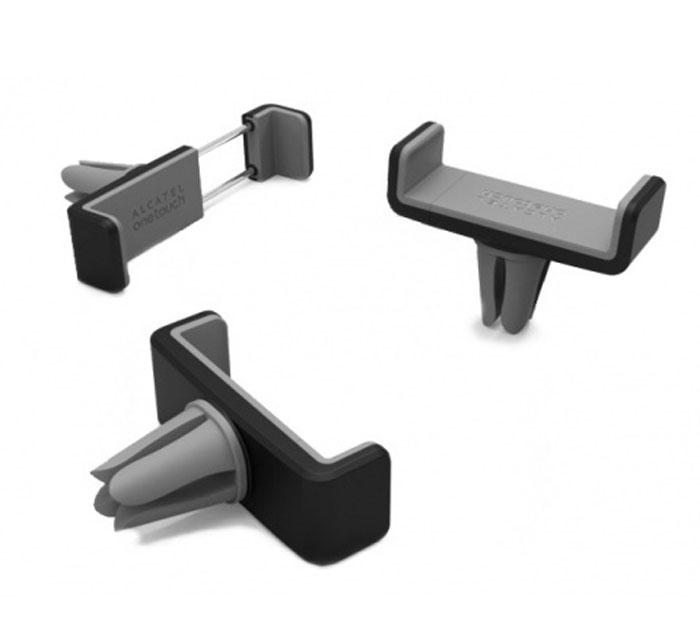 Alcatel HD20-3AALRU1, Black Gray автомобильный держатель - Автомобильные держатели