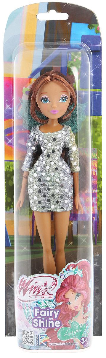 Winx Club Кукла Диско Layla цвет платья серебристый будзи риджина свидание для лейлы свидание для лейлы winx club