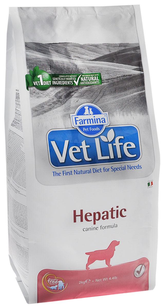 Корм сухой Farmina Vet Life, для собак при хронической печеночной недостаточности, диетический, 2 кг30368Сухой корм Farmina Vet Life - диетическое питание для собак с хронической печеночной недостаточностью. Диета содержит ограниченное количество белка высокого качества, высокий уровень полиненасыщенных жирных кислот и высокий уровень легко усваиваемых углеводов. Низкое потребление меди ограничивает токсическое воздействие на поврежденное гепатоциты. Повышенное содержание полиненасыщенных жирных кислот омега-3 обеспечивает противовоспалительное действие и улучшает симптоматику при острых гепатопатиях. Присутствие в диете крахмала и гидролизата белка компенсирует недостаточность пищеварения (белкового и углеводного обмена) в случае хронической печеночной недостаточности.Товар сертифицирован.