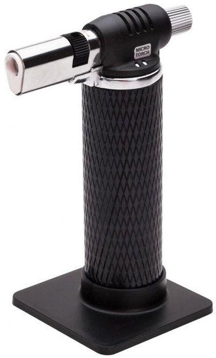 Горелка бутановая КВТ X-22066238Бутановая горелка КВТ X-220 рекомендована для монтажа термоусадочной трубки, а такженаконечников и разъемов с термоусаживаемой изоляцией. Обладает пьезоэлектрическойсистемой зажигания. Раздельные регуляторы подачи газа и воздуха позволяют варьироватьпламя горелки от острого клиновидного до мягкого пламени с желтым языком.Особенности: Максимальная температура пламени: 1300°C. Емкость баллона: 22 мл. Регулируемая длина пламени: от 30 до 80 мм. Время горения: 110 мин. Надежная и безопасная конструкция. Более 20 лет на мировом рынке. Съемная настольная подставка. Легкий вес и компактность. Прочный латунный контейнер для газа. Отточенный современный дизайн и выверенная эргономика. Топливо: высокоочищенный бутан для заправки зажигалок. Диаметр баллона: 36 мм.