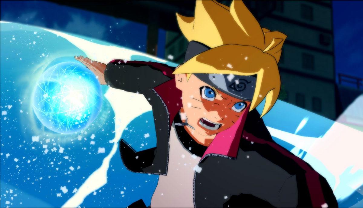 Naruto Shippuden:  Ultimate Ninja Storm 4:  Road to Boruto (PS4) CyberConnect2