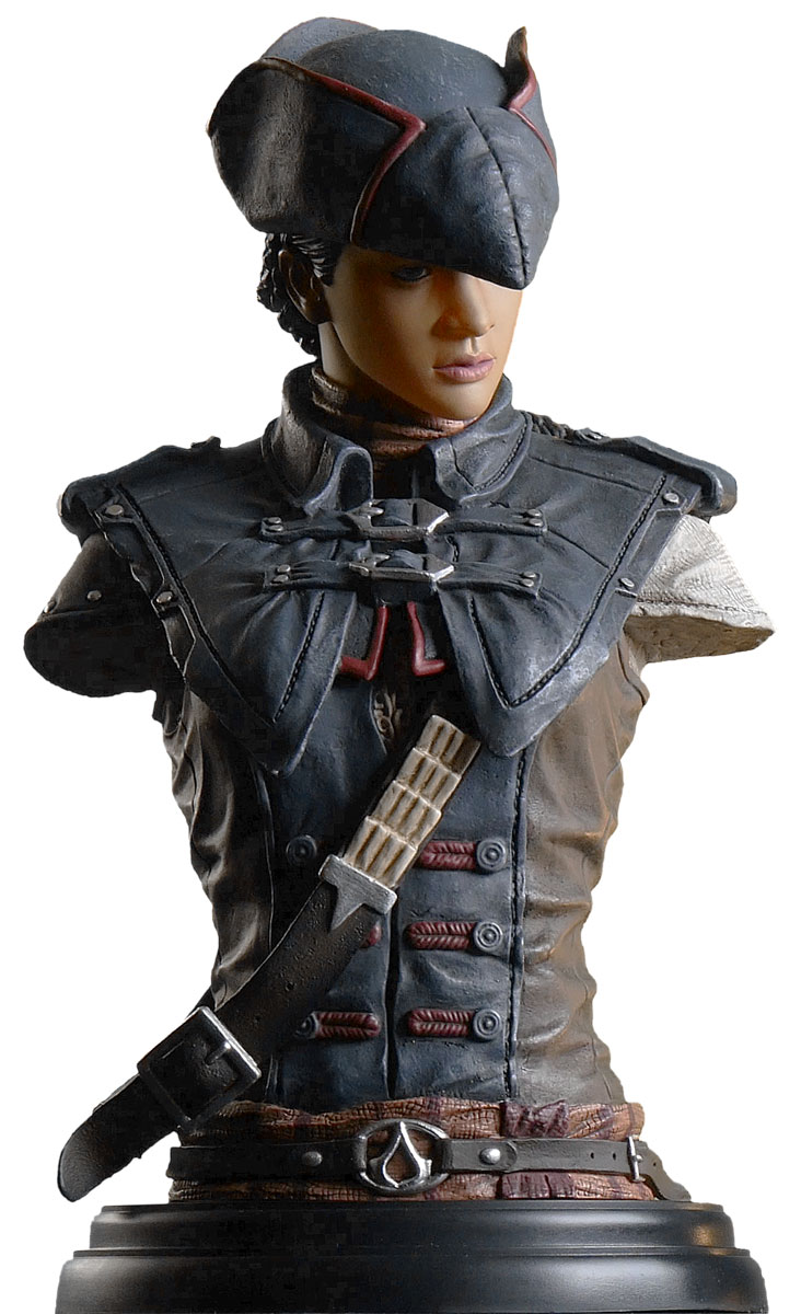 Assassin's Creed III: LIberation. Фигурка Авелина де Гранпре футболка print bar авелина де гранпре