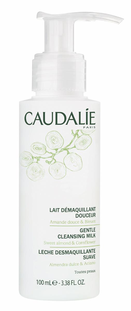 Caudalie Мягкое очищающее молочко,100 мл146Бархатное молочко Caudalie очищает и нежно снимает макияж даже с самой чувствительной кожи лица и глаз. Благодаря активным питающим и успокаивающим компонентам, которым богато молочко, оно защищает кожу от сухости и дарит ей моментальное ощущение комфорта на долгое время. Кожа становится увлажненной, чистой и нежной. Формула молочка на 98,8% состоит из ингредиентов натурального происхождения. Характеристики:Объем: 100 мл. Артикул: 146. Производитель: Франция. Товар сертифицирован.