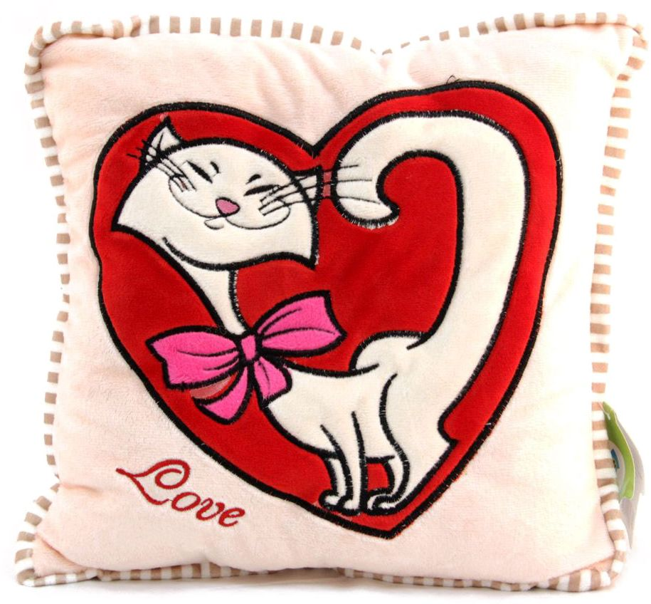 Lapa House Мягкая игрушка-подушка Для тебя! 30 см 30256