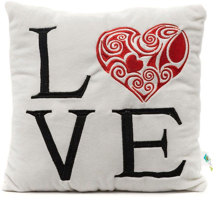 Lapa House Мягкая игрушка-подушка С любовью 30 см