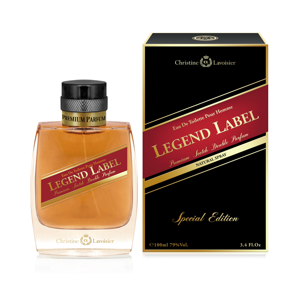 Christine Lavoisier Premium Parfum Legend Label, туалетная вода 100 мл туалетная вода christine lavoisier gross 100 мл