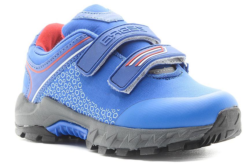 Кроссовки для девочки Зебра, цвет: голубой. 10958-6. Размер 2710958-6Стильные кроссовки от Зебра выполнены из текстиля . Застежки-липучки обеспечивают надежную фиксацию обуви на ноге ребенка. Подкладка выполнена из текстиля, что предотвращает натирание и гарантирует уют. Стелька с поверхностью из натуральной кожи оснащена небольшим супинатором, который обеспечивает правильное положение ноги ребенка при ходьбе и предотвращает плоскостопие. Подошва с рифлением обеспечивает идеальное сцепление с любыми поверхностями.