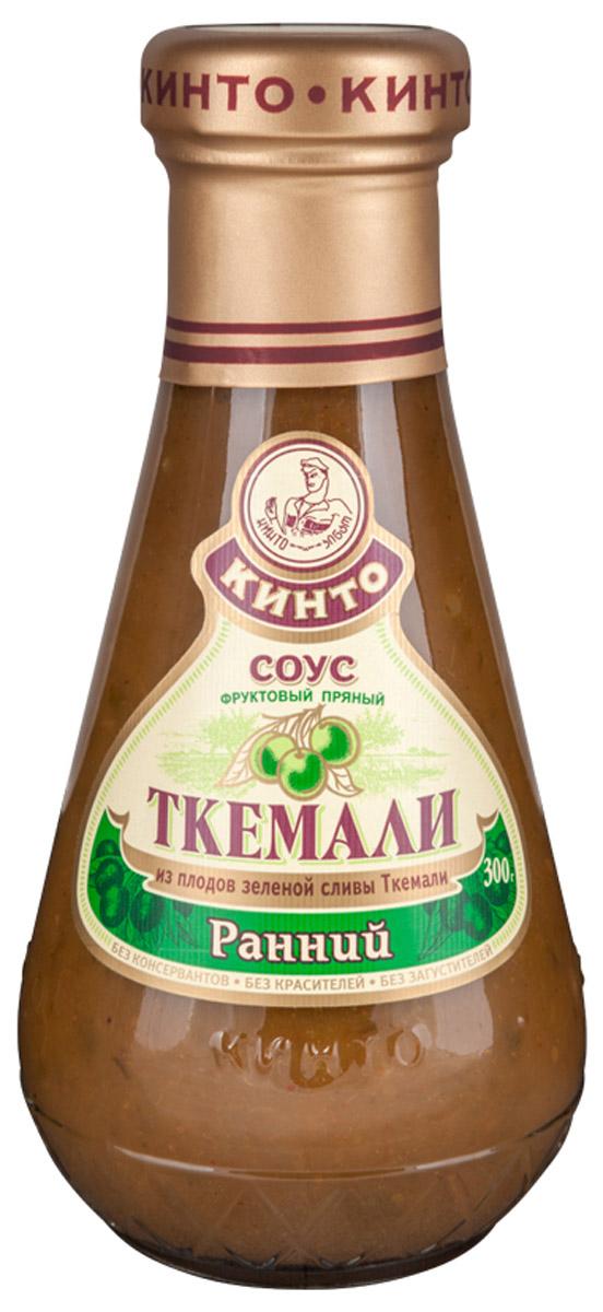 Кинто Ткемали ранний соус фруктовый, 300 г купить американские соусы