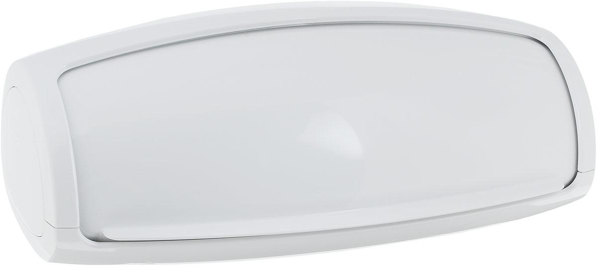 Хлебница Tescoma 4Food, 42 х 24 х 14 см896512Хлебница Tescoma 4Food, изготовленная из высококачественного пластика, прекрасно сохранит хлеб свежим, а также украсит вашу кухню. Хлебница не поглощает запахов и не окрашивается. Крышка плотно и легко закрывается.Стильная хлебница прекрасно впишется в интерьер кухни и надолго сохранит ваш хлеб вкусным и свежим.