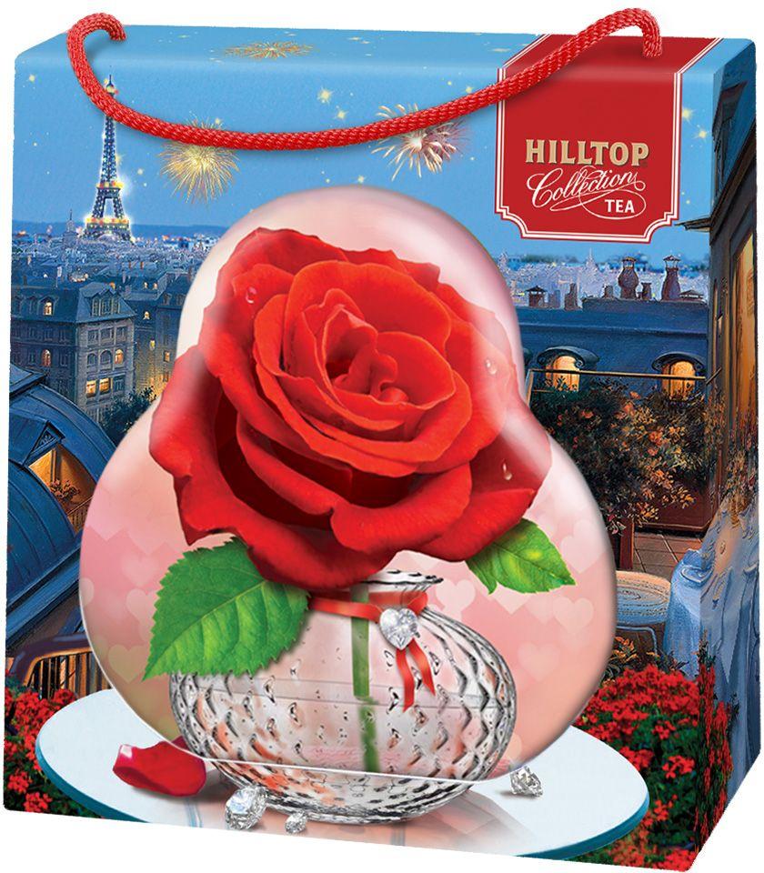Hilltop Роза черный листовой чай Королевское золото, 50 г4607099307933Чай Королевское золото - крупнолистовой терпкий черный чай стандарта Пеко с лучших плантаций острова Цейлон.Всё о чае: сорта, факты, советы по выбору и употреблению. Статья OZON Гид