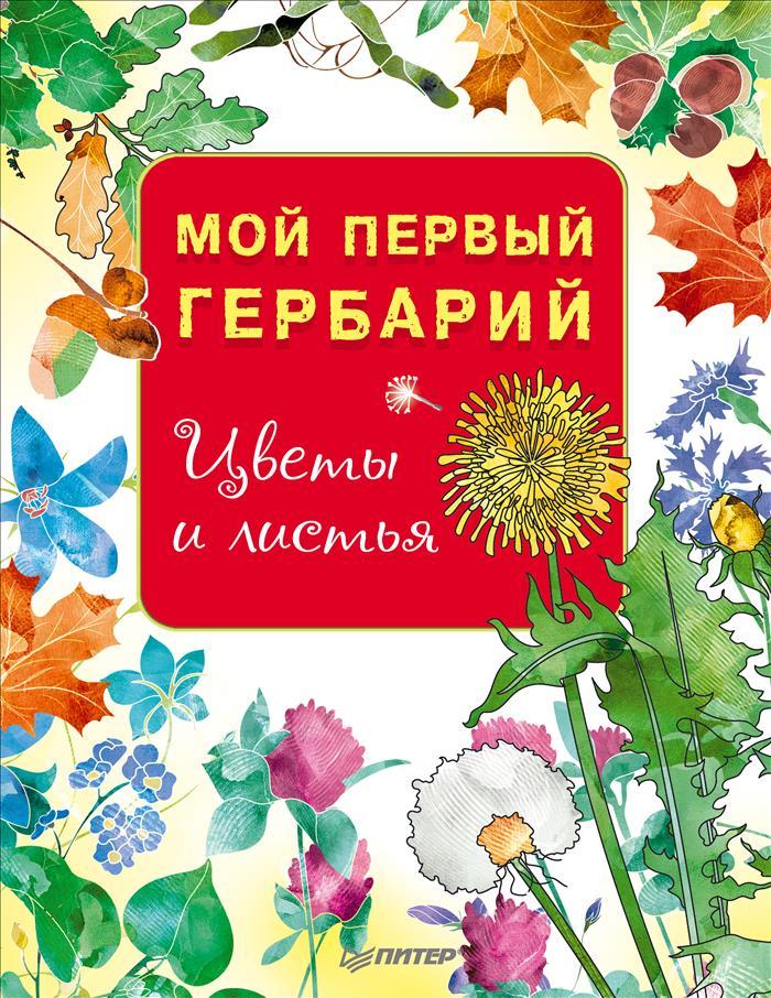 Мой первый гербарий. Цветы и листья анна васильева мой гербарий листья деревьев