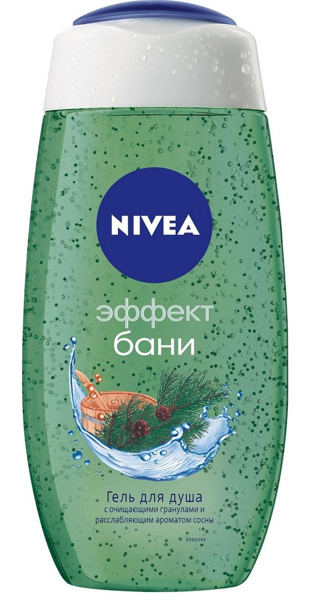 NIVEA Гель для душа Эффект бани, 250 мл гель уход для душа свежесть кислорода nivea 250 мл