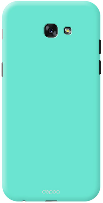 Deppa Air Case чехол для Samsung Galaxy A7 (2017), Mint - Чехлы