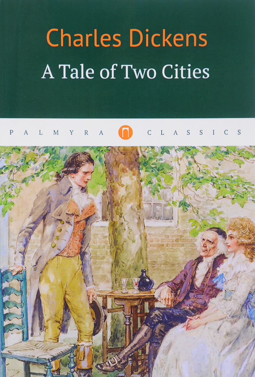 Charles Dickens A Tale of Two Cities dickens charles the mystery of edwin drood